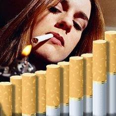 Россия попала в список самых курящих стран
