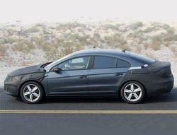 Volkswagen построил свое «четырехдверное купе»