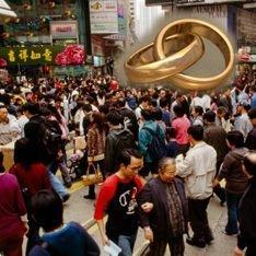 Китайских женщин на всех не хватит