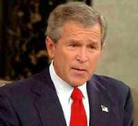 Буш отрицает замысел создания супердержавы