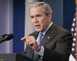 """Буш назвал премьер-министра Ирака \""""хорошим парнем\"""""""