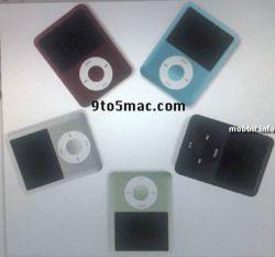 iPod\'ы нового поколения появятся в сентябре?