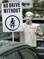 Англичане составили правила перевозки людей в легковых авто
