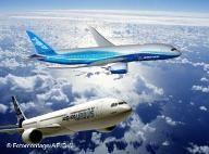 Boeing и Airbus прицелились на один сектор российского рынка
