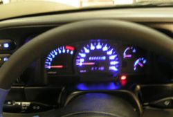 Nissan: Датчики расхода топлива изменят стиль езды
