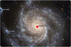Google Earth выходит в космос