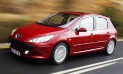 Peugeot объявляет масштабный отзыв хэтчбеков 307