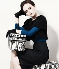Кристина Риччи стала лицом Fashionaire