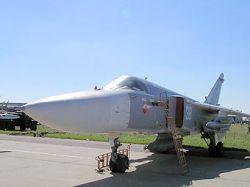 Полеты на Су-24 будут прекращены до выяснения причин аварии