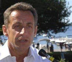Знаменитая писательница написала книгу о Саркози