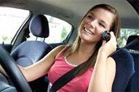 Исследования: Разговор по телефону за рулем не увеличивает риск попадания в ДТП
