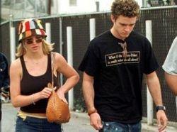 Бритни Спирс отказалась петь дуэтом с Тимберлейком