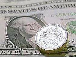 Курс доллара упал на 13 копеек