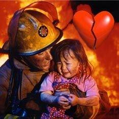 У спасенных из огня детей начинаются проблемы с сердцем