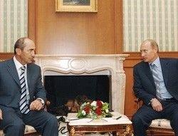 Путин назвал Армению настоящим союзником России