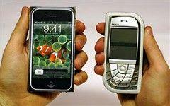 iPhone заблудился по пути в Россию
