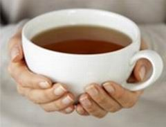 Черный чай помогает пережить стресс