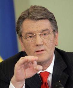 Украинцы признали Ющенко лучшим президентом