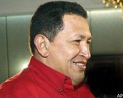 Чавес переводит Венесуэлу в другой часовой пояс