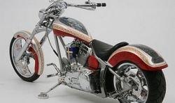 Папацикл выставлен на аукцион