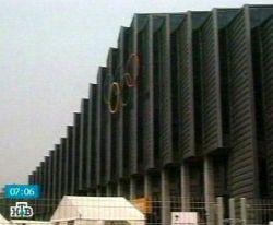 Китайцы хвастаются экологичностью олимпийских объектов
