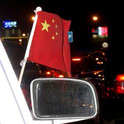 Власти Шанхая запретили таксистам зевать и есть. Курить запрещено давно