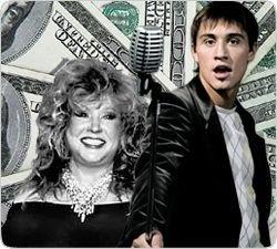 Самые дорогие звезды российского шоу-бизнеса