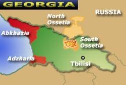 Грузины бомбили сами себя