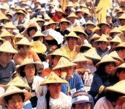Холостяки угрожают Китаю социальными конфликтами