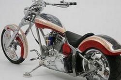 Эксклюзивный мотоцикл для Папы Римского