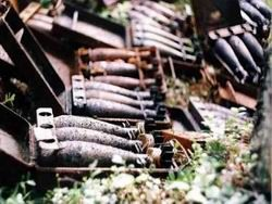 Путин: половина боеприпасов на складах Минобороны просрочены