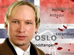 В Норвегии начался суд над Андерсом Брейвиком