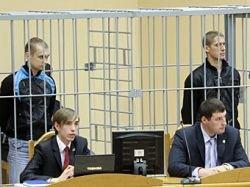 Прокуратура попросила казнить обвиняемых в теракте в Минске