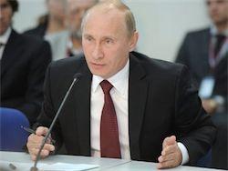Путин: гособоронзаказ в 2012 г. будет увеличен до 880 млрд рублей