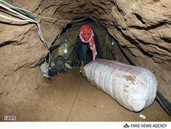 Палестинца расстреляли на выходе из тоннеля