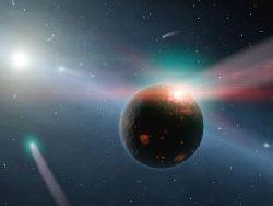 Найдены следы потерянного гиганта Солнечной системы
