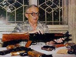 Игорь Яковлевич Стечкин и его легендарное оружие