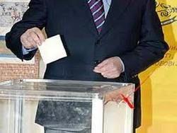 Выборы в Молдове сорваны из-за отсутствия кандидатов