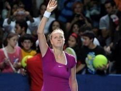 Квитова признана теннисисткой года