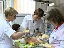 Иваново: игра в куклы для врачей