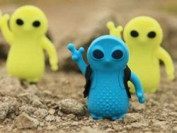 Таинственные пришельцы Bone Alien Driver
