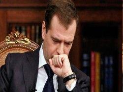 100 (последних) дней Дмитрия Медведева