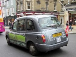 В Оксфорде решили записывать разговоры в такси