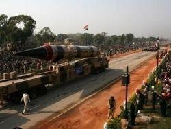 В Индии успешно прошли испытания ракеты с ядерной боеголовкой
