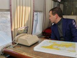 Медведев проинспектировал квартиры якутов