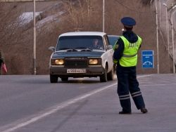 Беременная женщина напала на сотрудников полиции