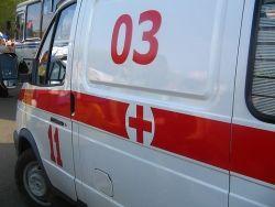 Петербург: фура столкнулась с автобусом