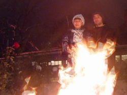 Цветаевский костёр разожгли в Пятигорске