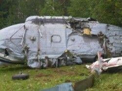 В Конго погиб российский вертолетчик