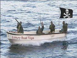В Париже начался процесс над сомалийскими пиратами